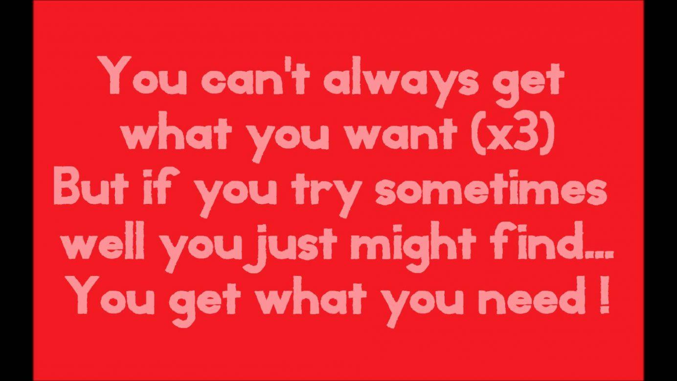 What if i dont try what if i do lyrics