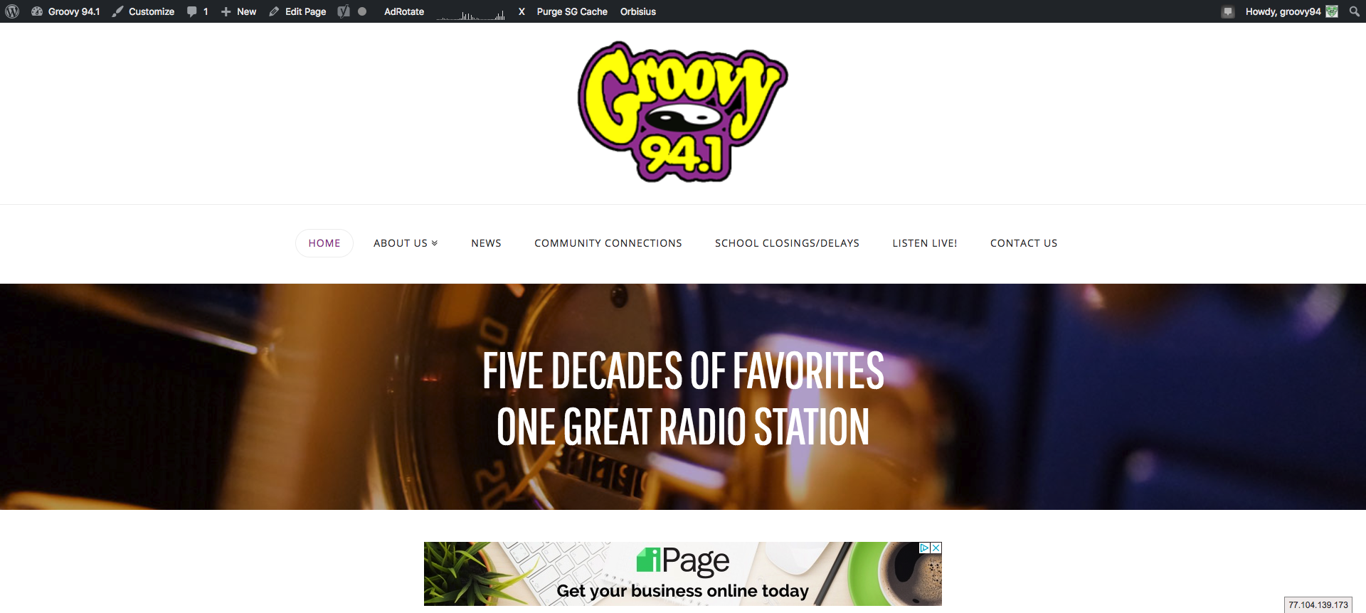 Groovy 94 1 WAXS | 70's 80's and 90's Radio - Beckley, WV