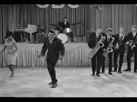 "chubby checker & dee dee sharp ""slow twist"" 1962"