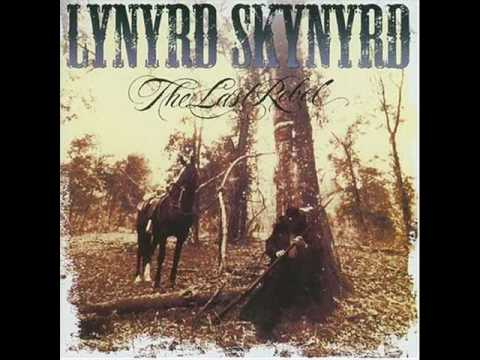 Lynyrd Skynyrd - The last rebel (Album version and lyrics)