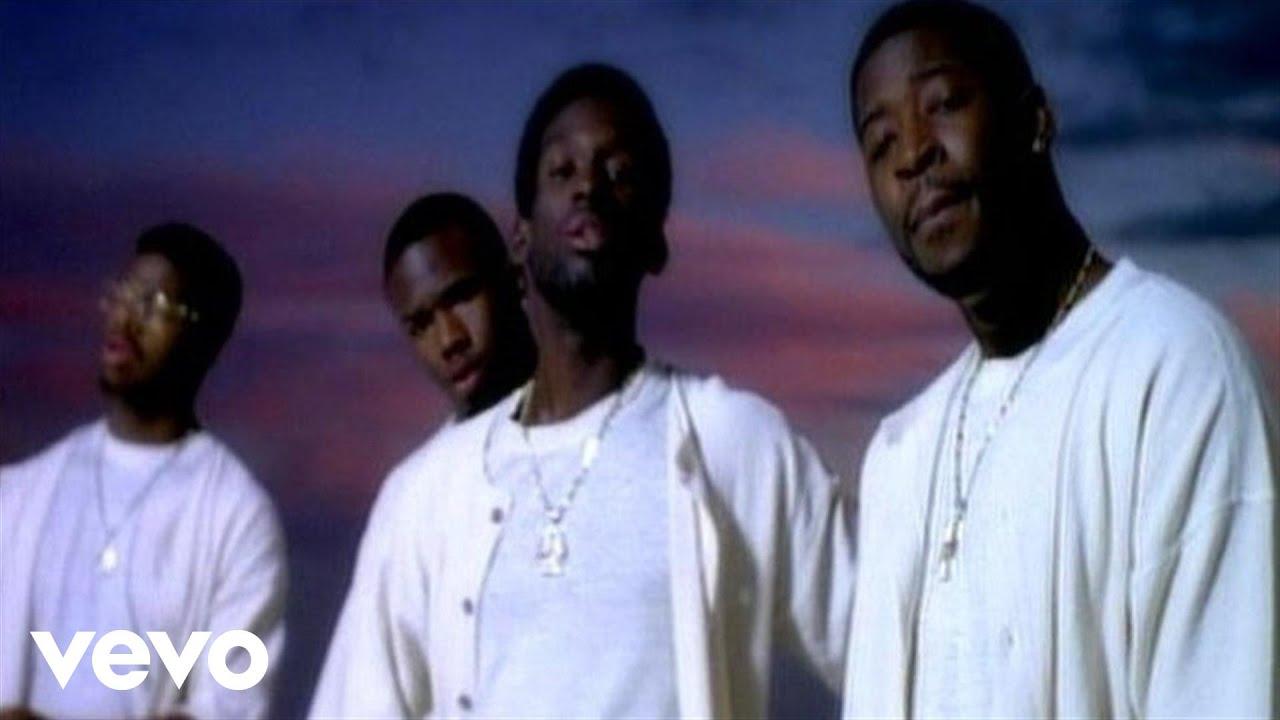 Boyz II Men - Water Runs Dry (Official Music Video)
